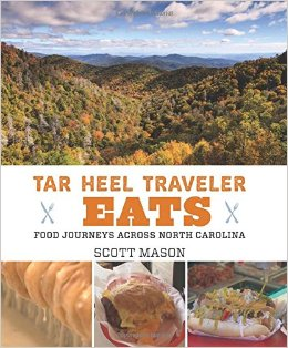 Tar Heel Traveler Eats,9781493006380