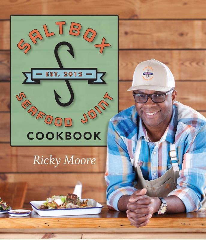 Saltbox Seafood Joint Cookbook,9781469653532