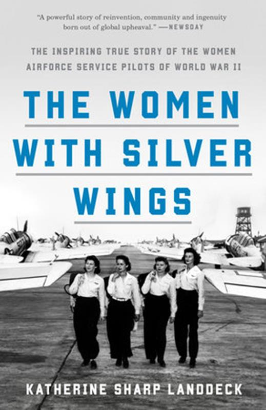 The Women With Silver Wings,9781524762827